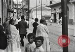 Image of streets of city Panama, 1919, second 58 stock footage video 65675060956