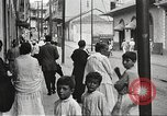 Image of streets of city Panama, 1919, second 59 stock footage video 65675060956