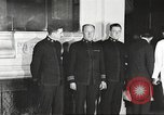 Image of United States Navy officers Portsmouth Virginia USA, 1926, second 11 stock footage video 65675060973