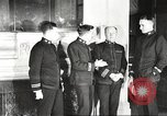 Image of United States Navy officers Portsmouth Virginia USA, 1926, second 39 stock footage video 65675060973