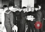 Image of United States Navy officers Portsmouth Virginia USA, 1926, second 58 stock footage video 65675060973