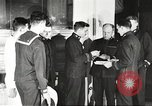 Image of United States Navy officers Portsmouth Virginia USA, 1926, second 59 stock footage video 65675060973