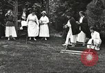 Image of navy nurse corps Portsmouth Virginia USA, 1926, second 58 stock footage video 65675060976