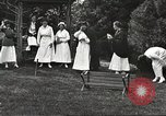 Image of navy nurse corps Portsmouth Virginia USA, 1926, second 61 stock footage video 65675060976