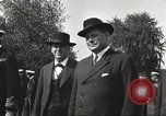 Image of British Navy officers visit US Naval Academy Annapolis Maryland USA, 1918, second 36 stock footage video 65675060987
