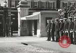 Image of British Navy officers visit US Naval Academy Annapolis Maryland USA, 1918, second 60 stock footage video 65675060987