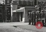 Image of British Navy officers visit US Naval Academy Annapolis Maryland USA, 1918, second 61 stock footage video 65675060987