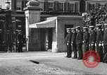 Image of British Navy officers visit US Naval Academy Annapolis Maryland USA, 1918, second 62 stock footage video 65675060987