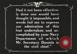 Image of Sir Eric Geddes and Admiral Duff Annapolis Maryland USA, 1918, second 36 stock footage video 65675060990