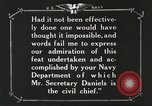 Image of Sir Eric Geddes and Admiral Duff Annapolis Maryland USA, 1918, second 48 stock footage video 65675060990