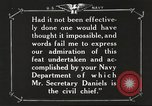 Image of Sir Eric Geddes and Admiral Duff Annapolis Maryland USA, 1918, second 52 stock footage video 65675060990