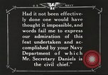 Image of Sir Eric Geddes and Admiral Duff Annapolis Maryland USA, 1918, second 53 stock footage video 65675060990