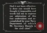Image of Sir Eric Geddes and Admiral Duff Annapolis Maryland USA, 1918, second 59 stock footage video 65675060990