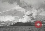 Image of smoking volcano Japan, 1934, second 58 stock footage video 65675061005