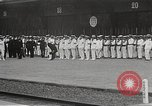 Image of Emperor Hirohito in naval uniform Yokohama Japan, 1934, second 13 stock footage video 65675061006