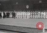 Image of Emperor Hirohito in naval uniform Yokohama Japan, 1934, second 14 stock footage video 65675061006