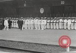 Image of Emperor Hirohito in naval uniform Yokohama Japan, 1934, second 15 stock footage video 65675061006