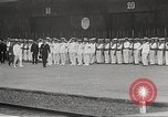 Image of Emperor Hirohito in naval uniform Yokohama Japan, 1934, second 16 stock footage video 65675061006