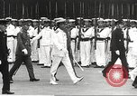 Image of Emperor Hirohito in naval uniform Yokohama Japan, 1934, second 19 stock footage video 65675061006