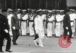 Image of Emperor Hirohito in naval uniform Yokohama Japan, 1934, second 20 stock footage video 65675061006
