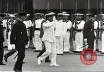 Image of Emperor Hirohito in naval uniform Yokohama Japan, 1934, second 22 stock footage video 65675061006