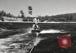 Image of Dog water skiing California United States USA, 1934, second 20 stock footage video 65675061011