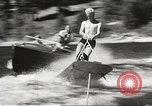 Image of Dog water skiing California United States USA, 1934, second 36 stock footage video 65675061011