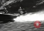 Image of Dog water skiing California United States USA, 1934, second 40 stock footage video 65675061011