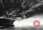 Image of Dog water skiing California United States USA, 1934, second 41 stock footage video 65675061011