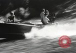Image of Dog water skiing California United States USA, 1934, second 42 stock footage video 65675061011