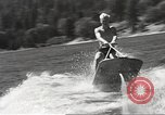Image of Dog water skiing California United States USA, 1934, second 47 stock footage video 65675061011