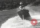 Image of Dog water skiing California United States USA, 1934, second 48 stock footage video 65675061011