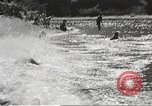 Image of Dog water skiing California United States USA, 1934, second 59 stock footage video 65675061011