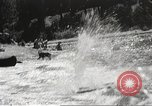 Image of Dog water skiing California United States USA, 1934, second 61 stock footage video 65675061011