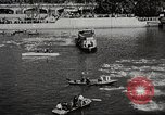 Image of swimmer Jean Taris Paris France, 1934, second 13 stock footage video 65675061014