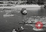 Image of swimmer Jean Taris Paris France, 1934, second 14 stock footage video 65675061014
