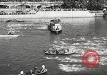 Image of swimmer Jean Taris Paris France, 1934, second 16 stock footage video 65675061014