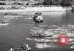 Image of swimmer Jean Taris Paris France, 1934, second 17 stock footage video 65675061014