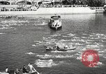 Image of swimmer Jean Taris Paris France, 1934, second 19 stock footage video 65675061014