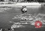 Image of swimmer Jean Taris Paris France, 1934, second 20 stock footage video 65675061014
