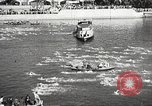 Image of swimmer Jean Taris Paris France, 1934, second 21 stock footage video 65675061014