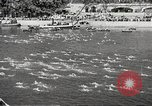 Image of swimmer Jean Taris Paris France, 1934, second 24 stock footage video 65675061014