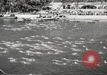 Image of swimmer Jean Taris Paris France, 1934, second 25 stock footage video 65675061014