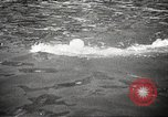 Image of swimmer Jean Taris Paris France, 1934, second 32 stock footage video 65675061014