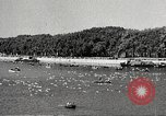 Image of swimmer Jean Taris Paris France, 1934, second 35 stock footage video 65675061014