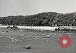 Image of swimmer Jean Taris Paris France, 1934, second 38 stock footage video 65675061014