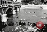 Image of swimmer Jean Taris Paris France, 1934, second 44 stock footage video 65675061014