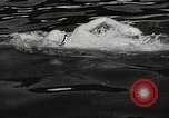 Image of swimmer Jean Taris Paris France, 1934, second 46 stock footage video 65675061014