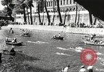 Image of swimmer Jean Taris Paris France, 1934, second 52 stock footage video 65675061014