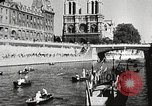 Image of swimmer Jean Taris Paris France, 1934, second 56 stock footage video 65675061014